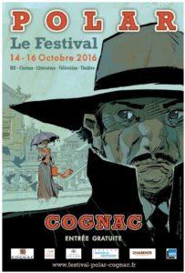 Affiche Cognac POLAR 2016