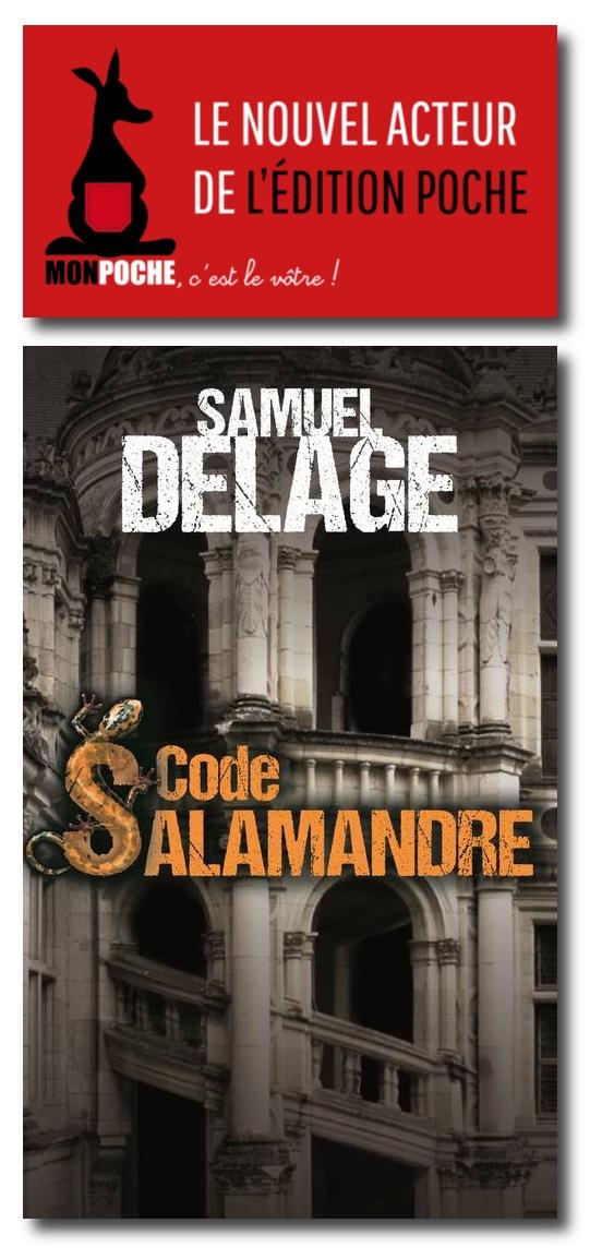 Cod Salamandre - Editions Mon Poche