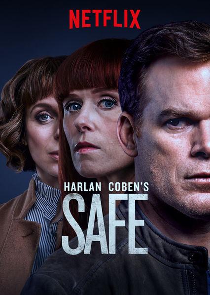 SAFE serie Netflix création Harlan Coben