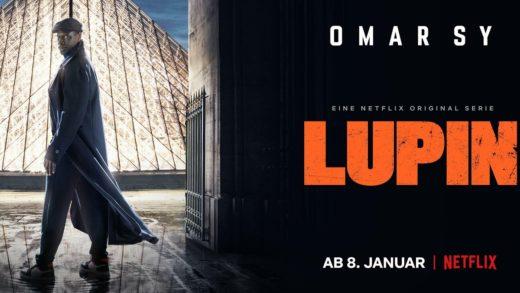 LUPIN, Netflix, Gaumont, Omar Sy