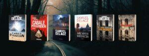 Livres Samuel Delage