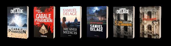 SAMUEL DELAGE