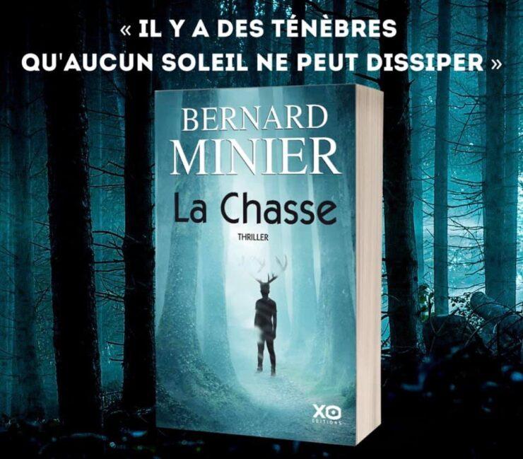 la chasse Bernard Minier XO Editions